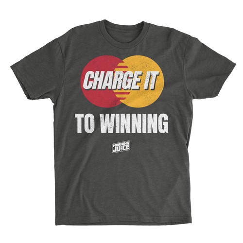 Charge it to Winning - Men's Short Sleeve T-Shirt