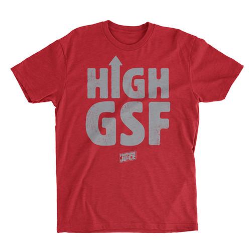 High GSF - Men's Short Sleeve T-Shirt