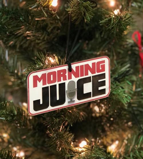 Morning Juice Ornament