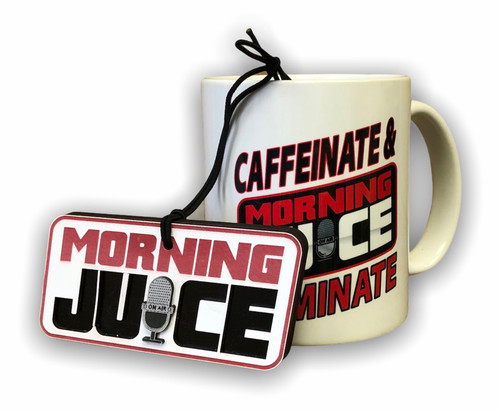Morning Juice Mug & Ornament Package