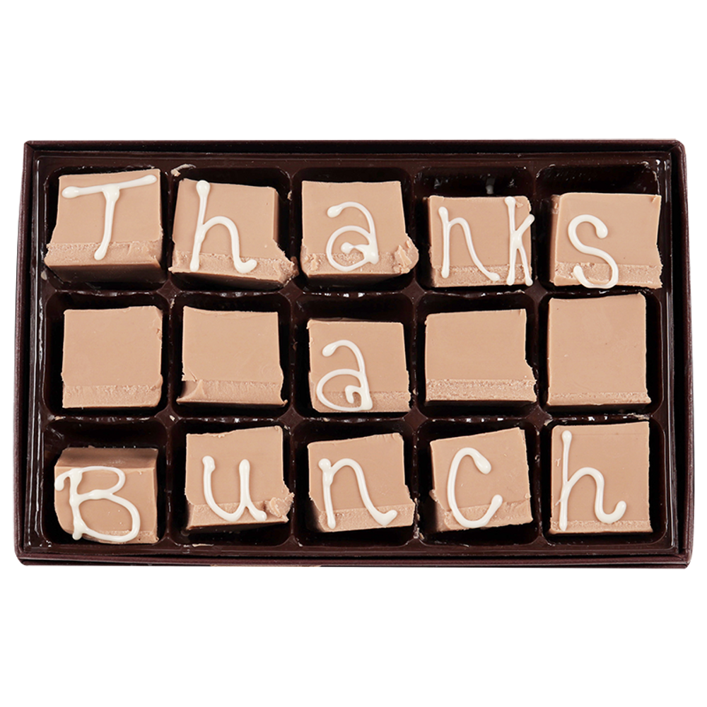 Thanks a Bunch! Medium Swiss Fudge Box