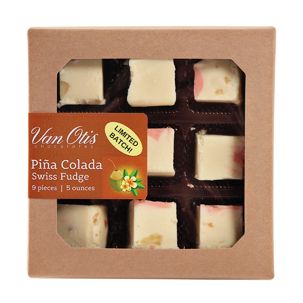 Pina Colada Swiss Fudge - Limited Batch