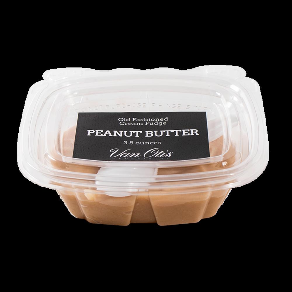 Peanut Butter Cream Fudge Tub