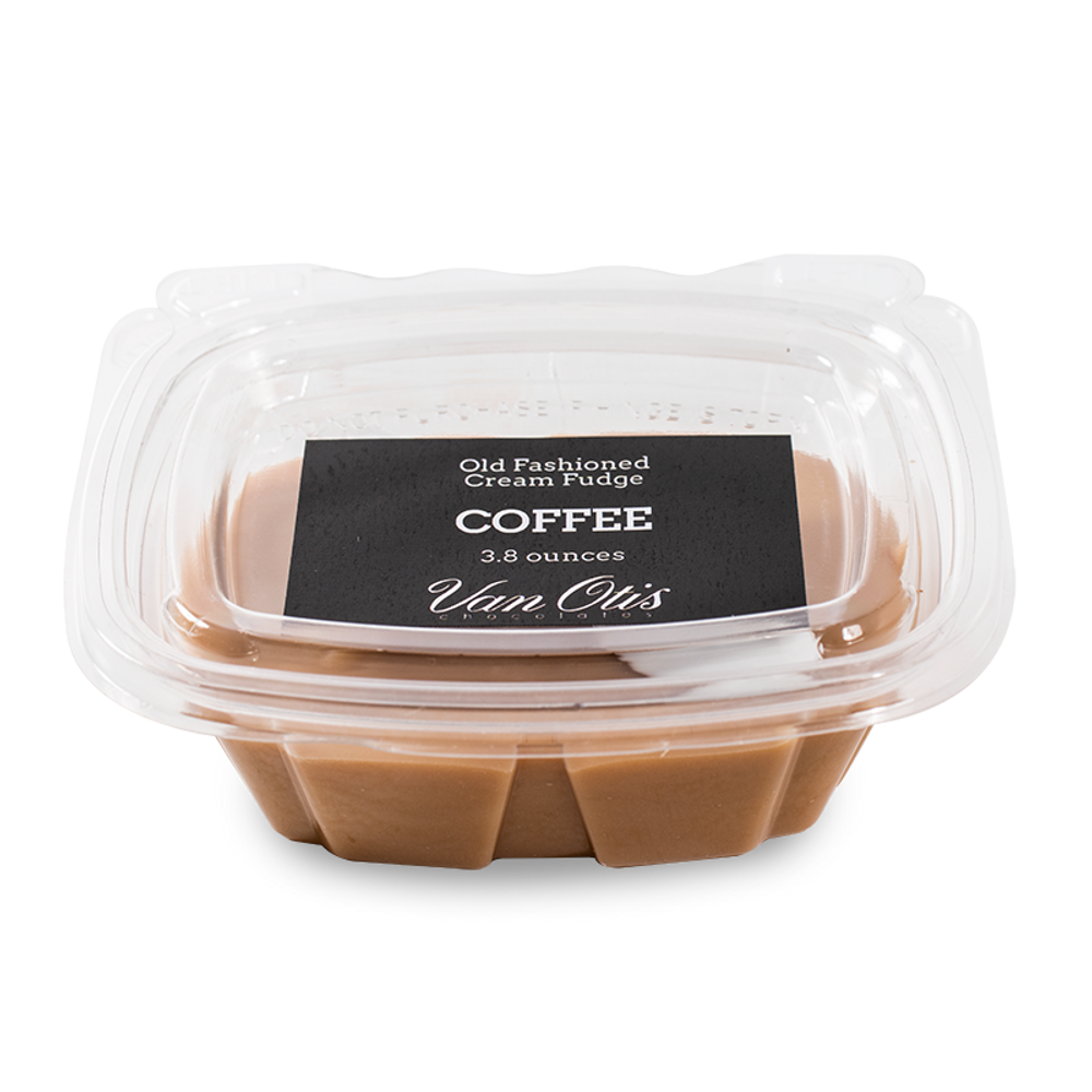 Coffee Cream Fudge Tub