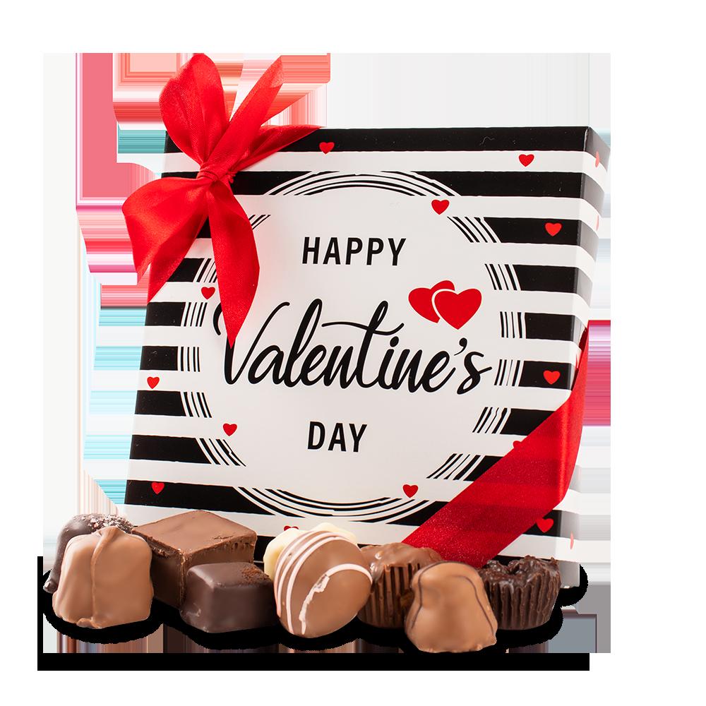 Happy Valentine's Day Gift Box