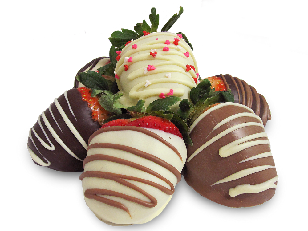 Van Otis Chocolates Chocolate Dipped Strawberries