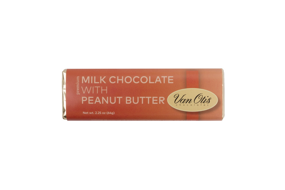 Premium Milk Peanut Butter Bar
