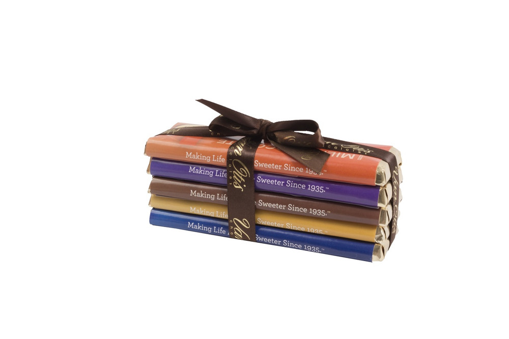 Premium Chocolate Bar Bundle - 5 Pack