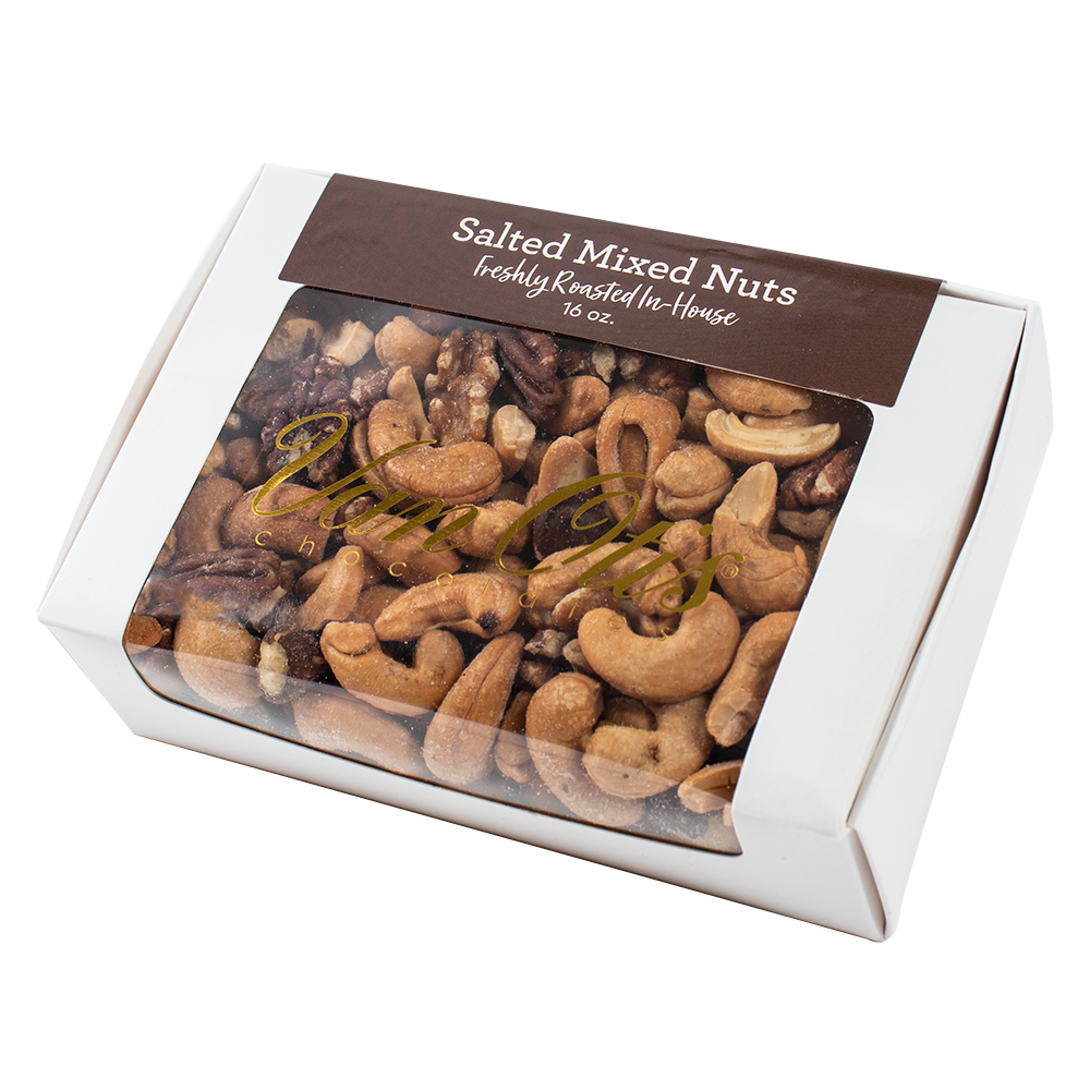 Mixed Nuts - Large Boxes 30% Off in Cart!
