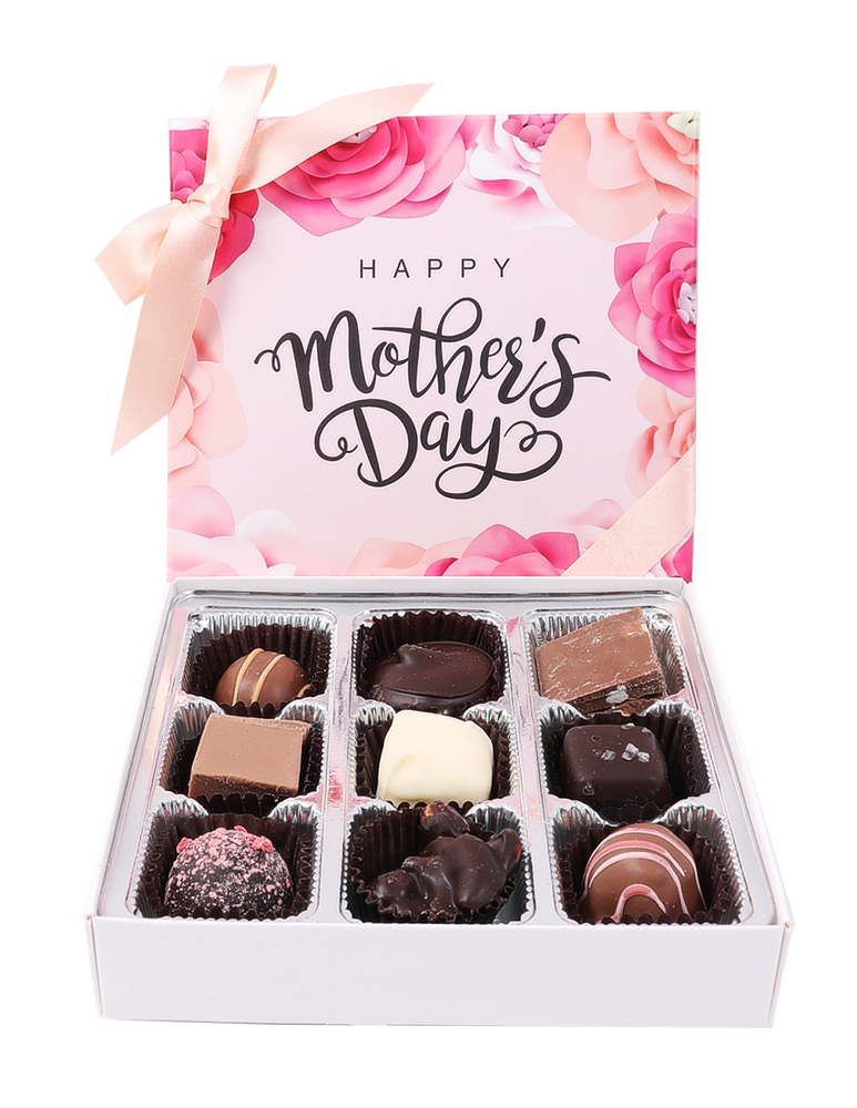 Happy Mother's Day Assorted Chocolates Box