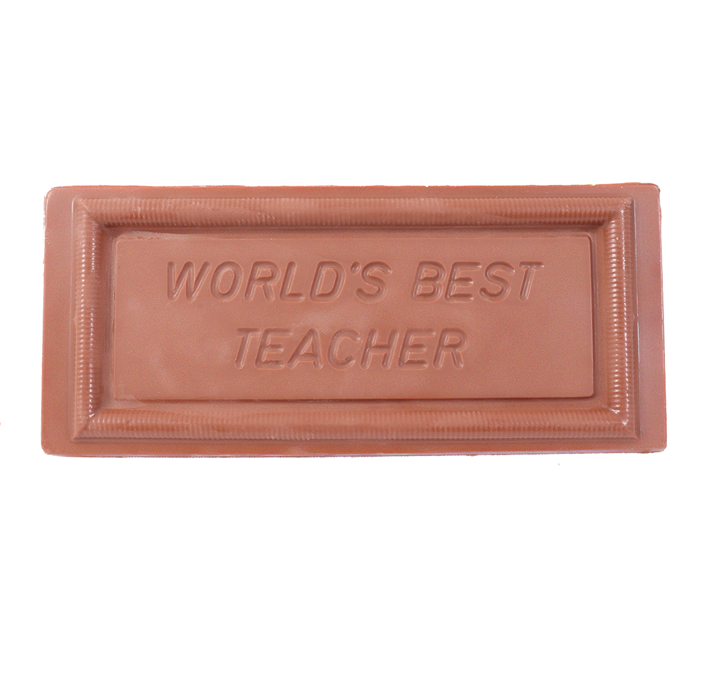 World's Best Teacher Bar