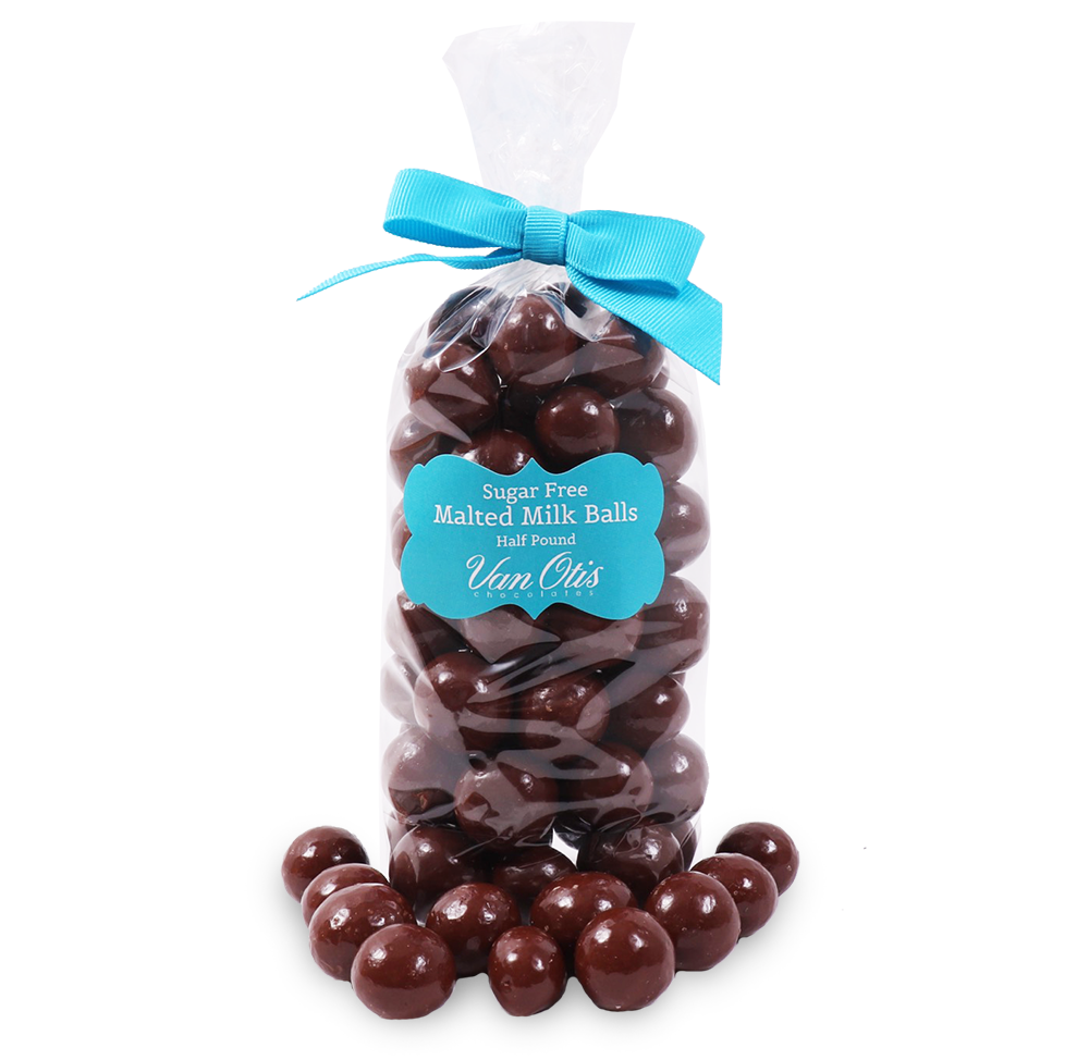 Sugar Free Malted Milk Balls