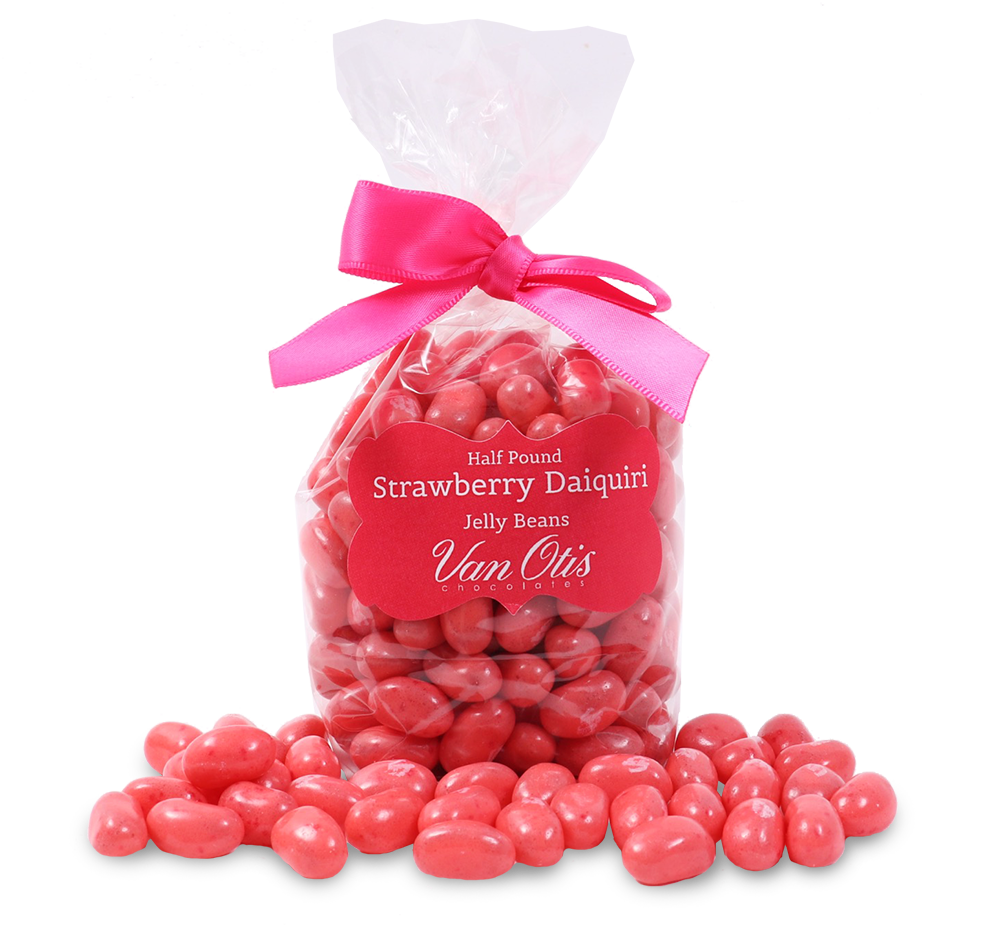Strawberry Daiquiri Jelly Beans