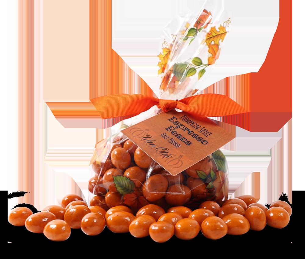 Pumpkin Spice Espresso Beans