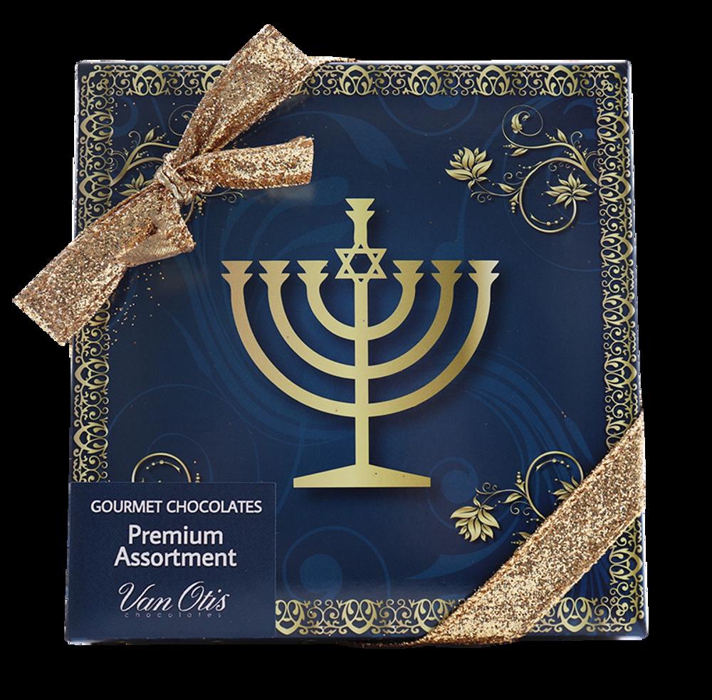 Chanukah Premium Gourmet Chocolates