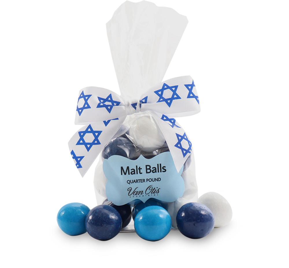 Chanukah Malt Balls