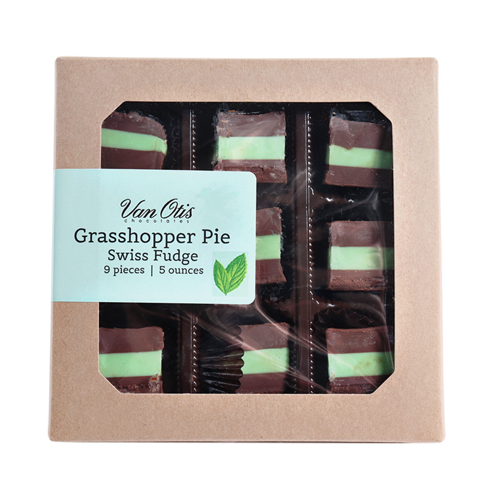 Grasshopper Pie Swiss Fudge - 20% Off in Cart!