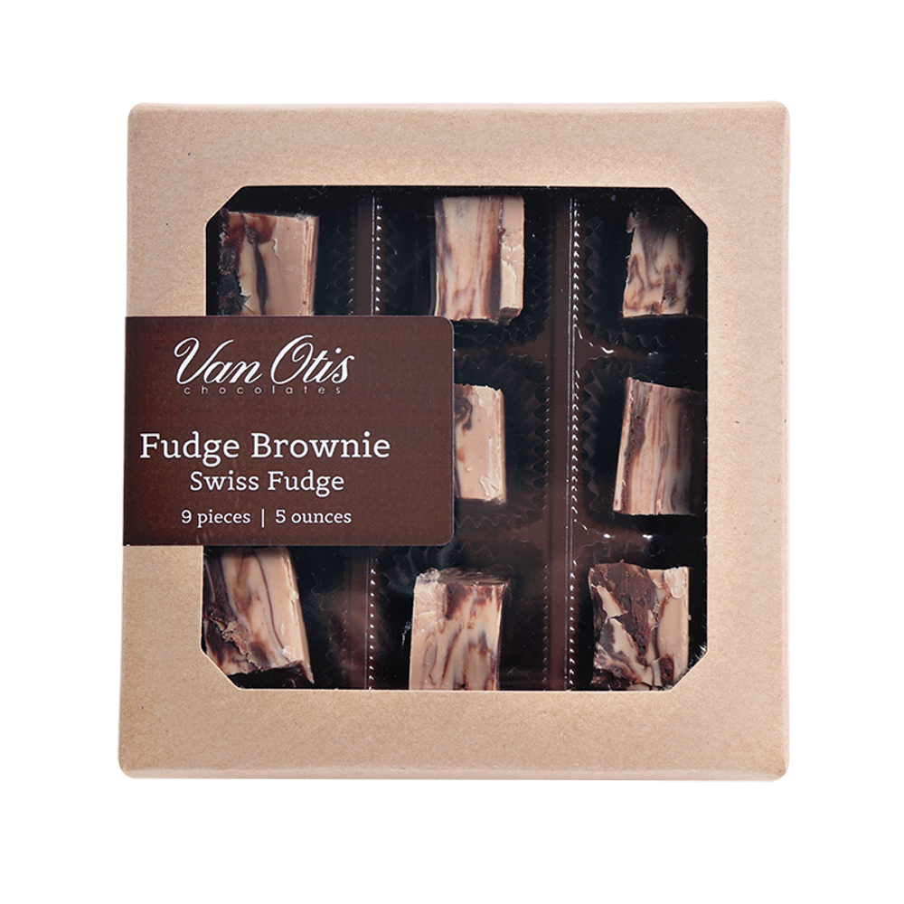 Fudge Brownie Swiss Fudge
