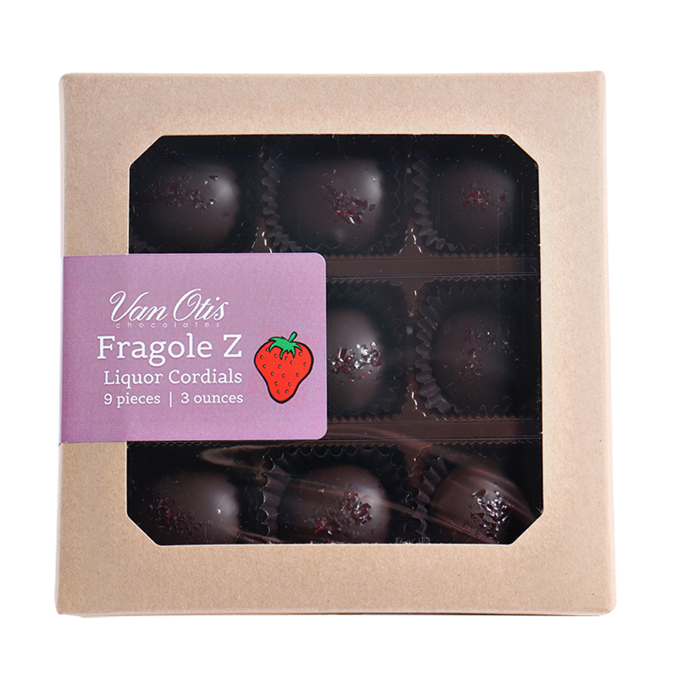 Fragole Z Liquor Cordials