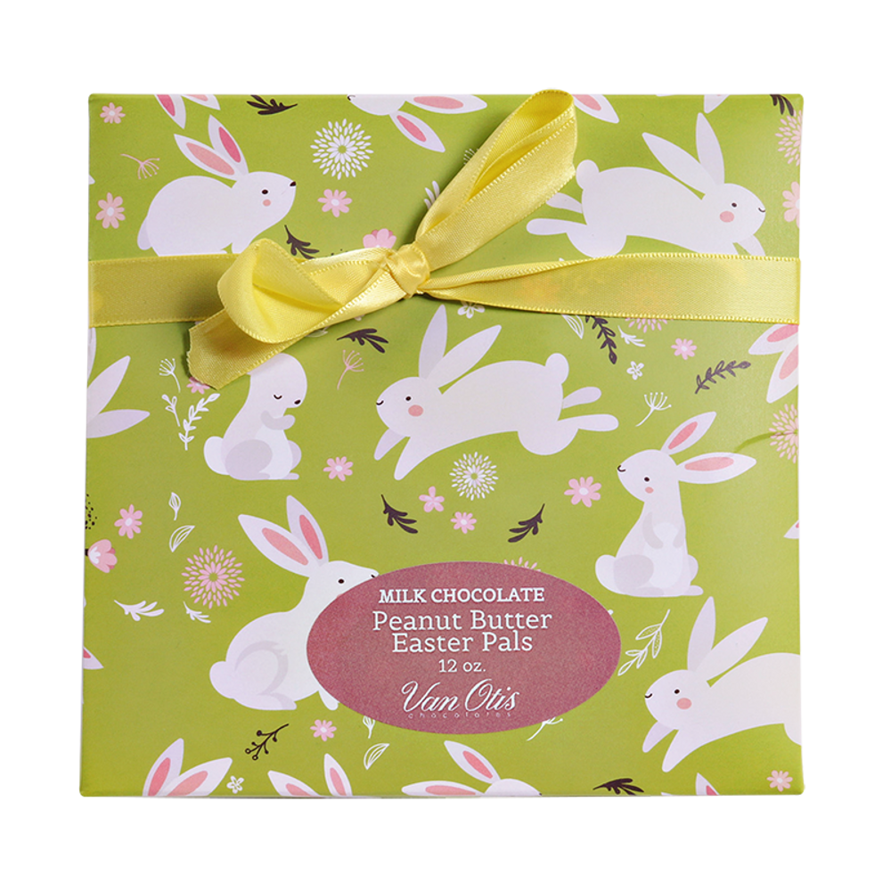 Milk Chocolate Peanut Butter Easter Pals Box