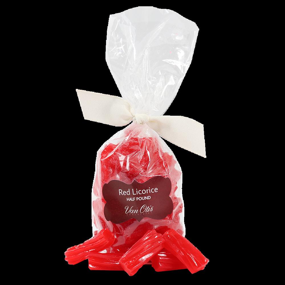 Red Chunk Licorice