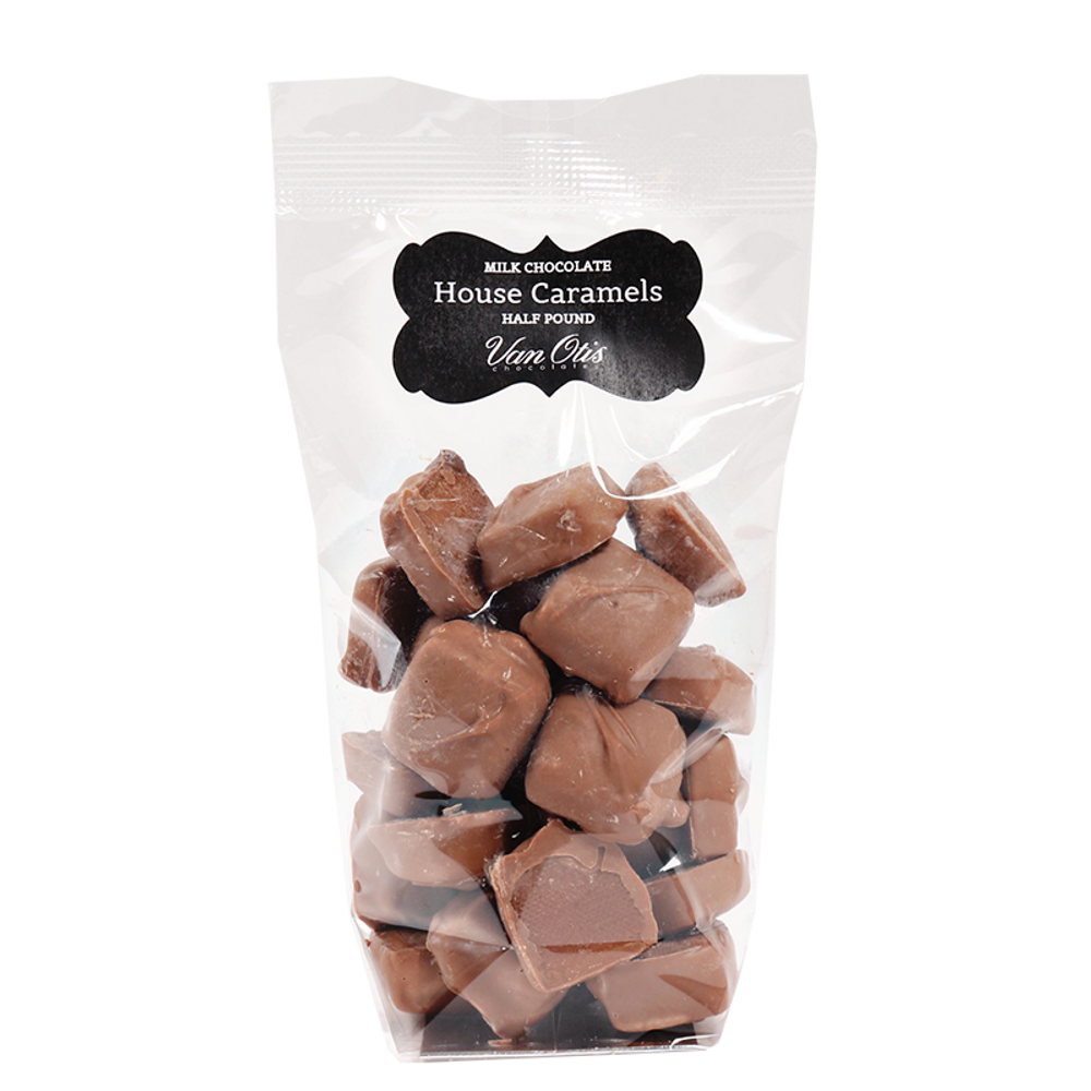 Milk Chocolate House Caramels - 40% OFF IN CART
