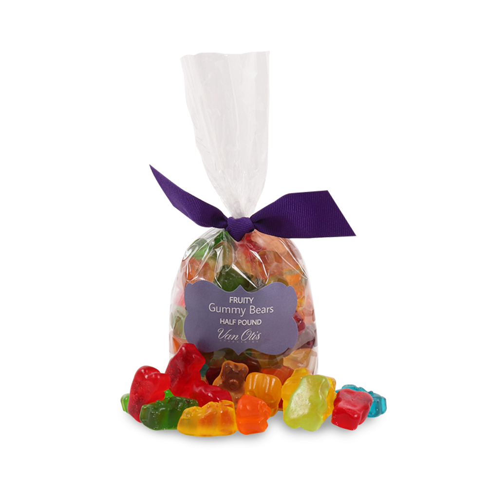 Gummy Bears Half Pound Bag
