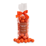 Orange Sherbet Malt Balls