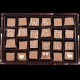 We Appreciate You! - Large Custom Swiss Fudge Box