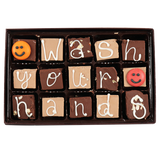 Wash your Hands! Medium Swiss Fudge Box