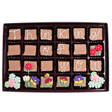 Thinking of You! - Large Custom Swiss Fudge Box