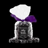 Black Licorice Jelly Beans 1/2lb Bag