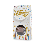 Happy Birthday 8pc Sea Salt Caramel Pouch