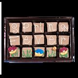 Spring Fever - Medium Custom Swiss Fudge Box