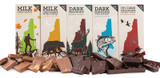 New Hampshire Souvenir Chocolate Bar