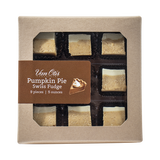 Pumpkin Pie Swiss Fudge