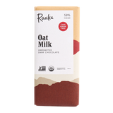 Raaka Oat Milk Vegan Chocolate Bar