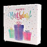 Happy Birthday 9pc Assorted Chocolates Box