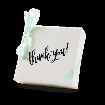 Thank You 4pc Truffle Box