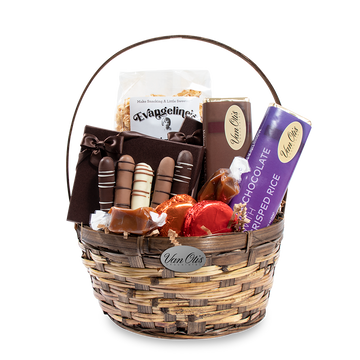 Milk Chocolate Lover's Basket