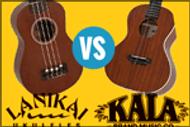 Lanikai vs Kala | Which Ukulele is Best? - Austin Bazaar Music