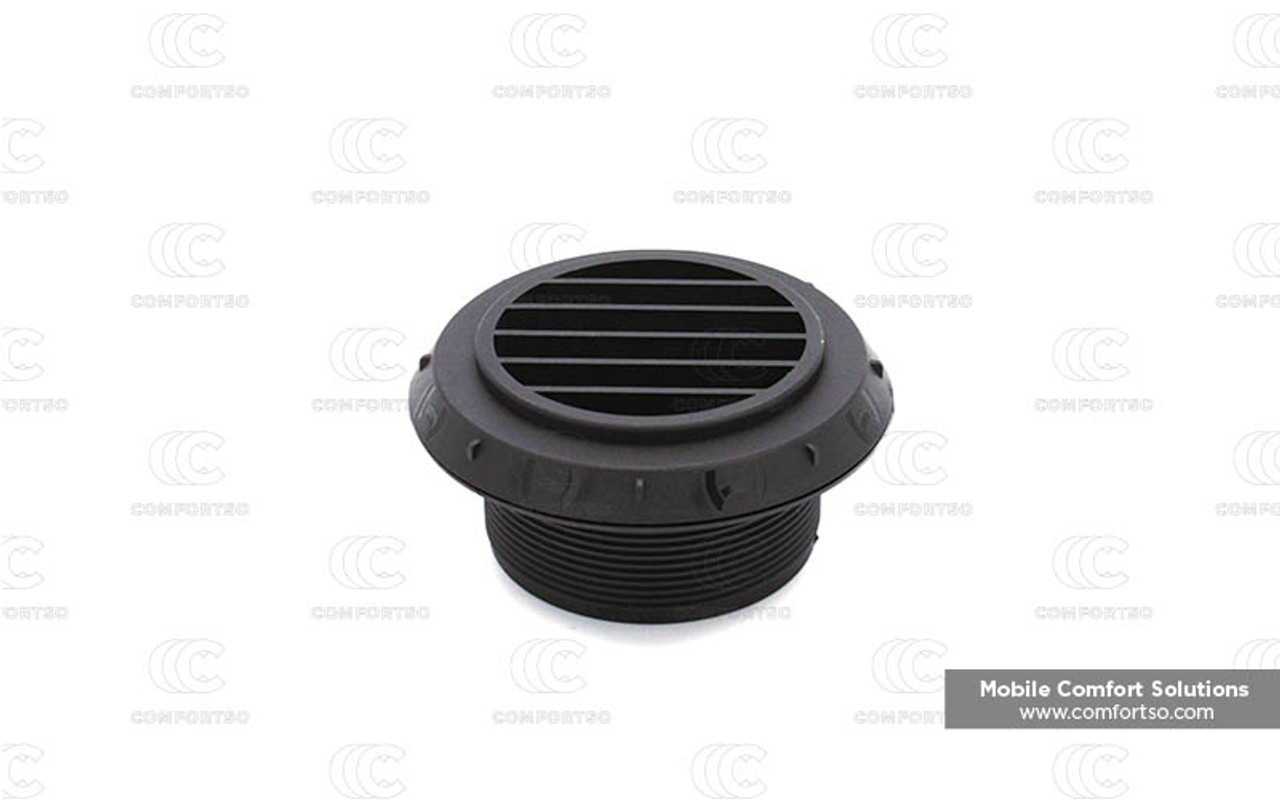 Webasto Espar//Eberspacher Air Outlet 60mm Black 1320934A