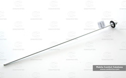 Eberspacher Espar Fuel Pick Up Standpipe 600mm 2mm ID 251226895000