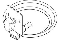 Espar Flap Valve Operating Cable