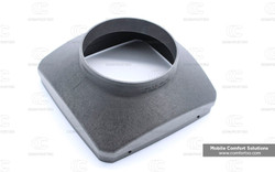 Eberspacher Espar Hood D4 AT Straight 90mm 221000010019