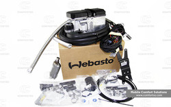 Webasto Coolant Heater Thermo Top C 12 Volt Version | Diesel | With Installation Kit