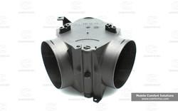 Webasto Flap Valve Y Piece 90mm_9009641A