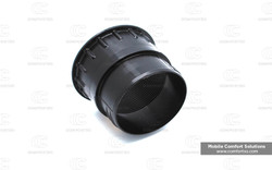Webasto 60mm Air Outlet Backing Nut Black_1320922A