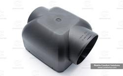 Eberspacher Espar Outlet Hood D2 60mm 90 Deg 221000010020