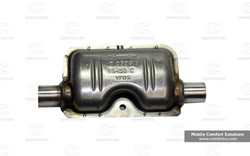 Webasto Exhaust Muffler 22mm